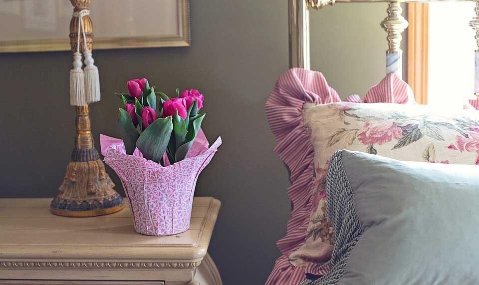 Primavera: diamo un nuovo look alla camera da letto